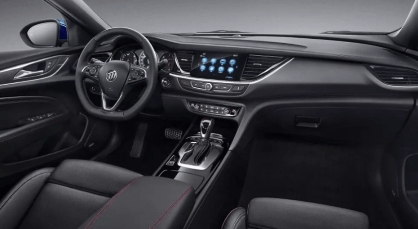2019 Buick Regal GS Interior
