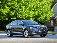 2015 Buick LaCrosse Reliability Beats the Competition