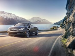 The all-new Buick Cascada was featured int he Buick Super Bowl Ad