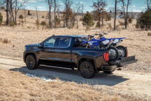 2019 GMC Sierra CarbonPro Editions