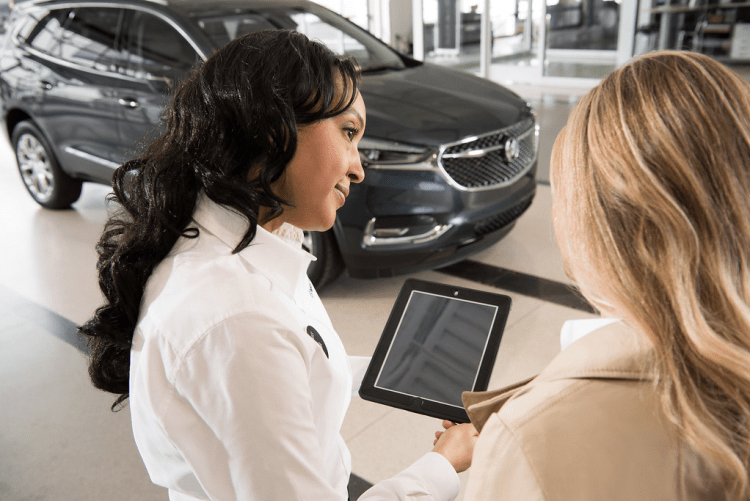 service at West Point Buick GMC
