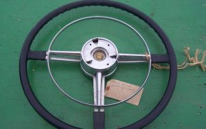 1953 Buick Steering Wheel w Horn Ring | Buick, ND