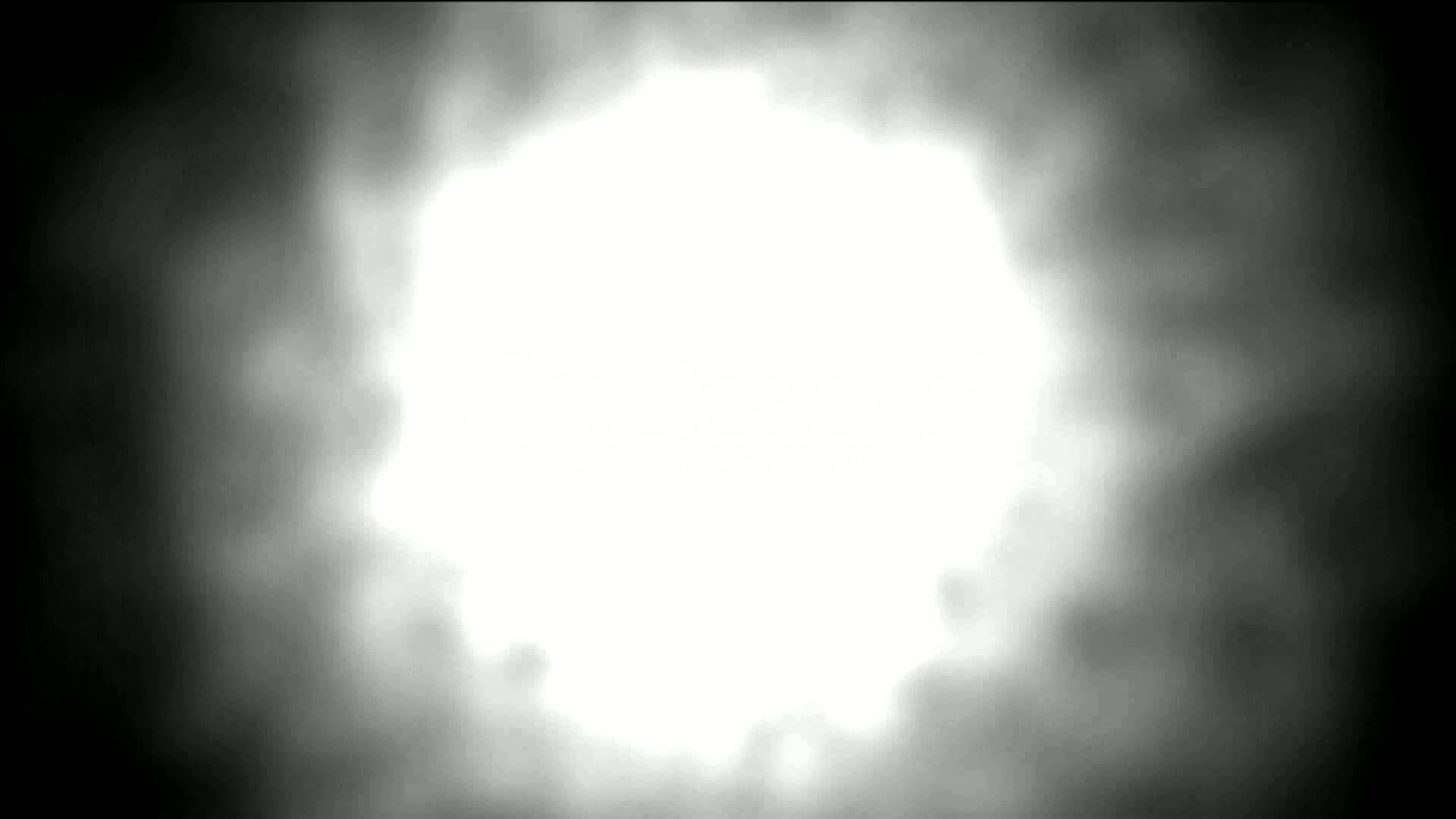 Nuclear ExplosionDazzling White Aura Lightbeambright