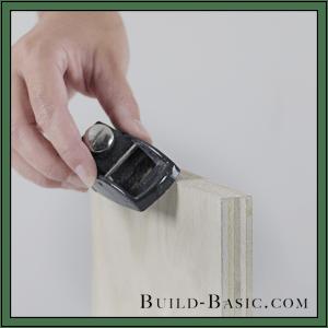 How To Finish Plywood Edges Build Basic