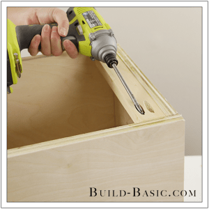 The build basic custom closet series custom closet for How to build a walk in closet step by step
