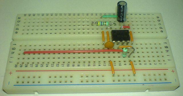 Too Complicated For A Breadboard?