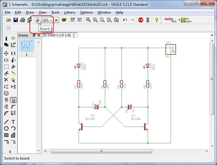 PCB Design Tutorial For Eagle
