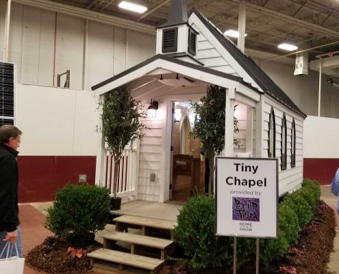 Tiny House Portfolio Build Tiny
