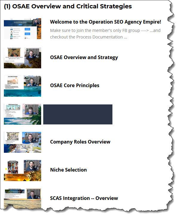 (Instant GB) Operation SEO Agency Empire - WSO Downloads 2