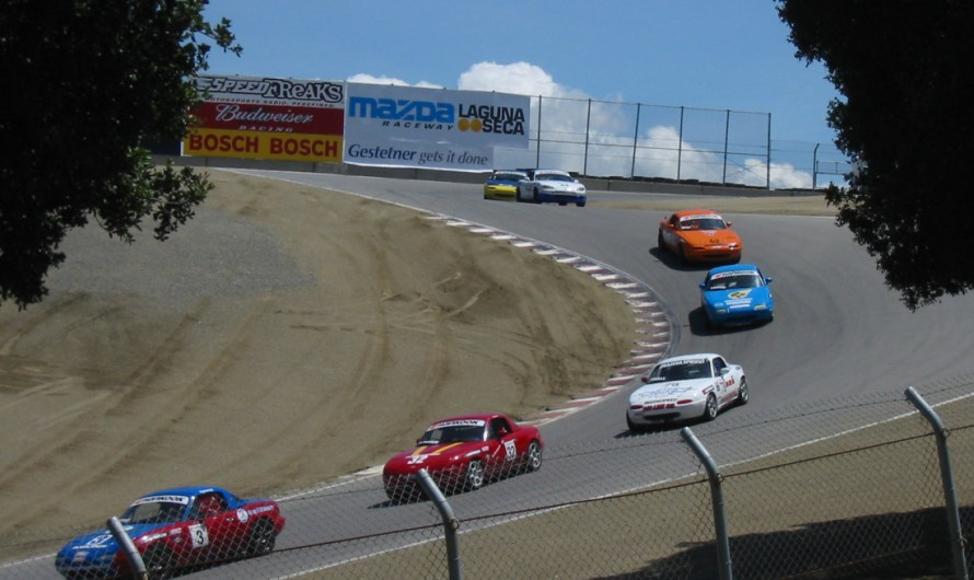 Northern California Track Day Guide