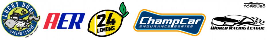 Endurance racing series logos