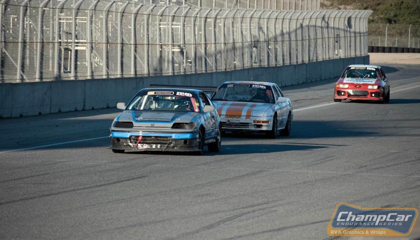 Champ Car Laguna Seca