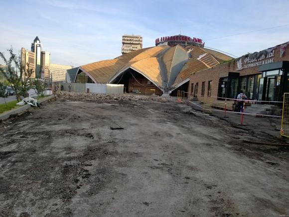 даниловский рынок реконструкция