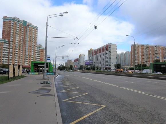 мичуринский проспект рядом с жк небо