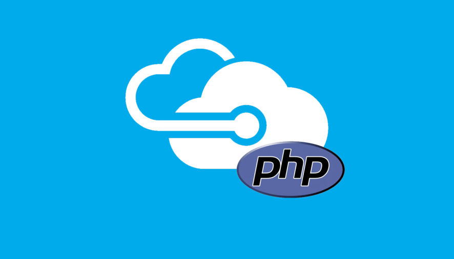 Did you know Azure Hosts PHP Applications too?