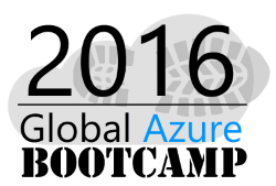 2016 Global Azure Bootcamp