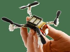 AzureSuperHuman_Drone