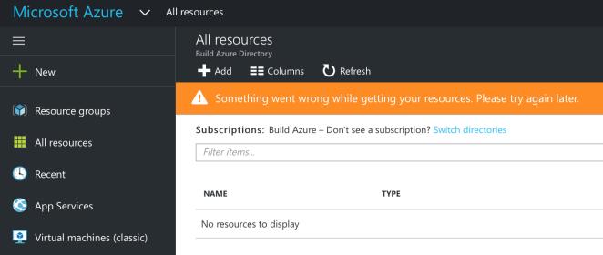 AzurePortal_Blade_Error