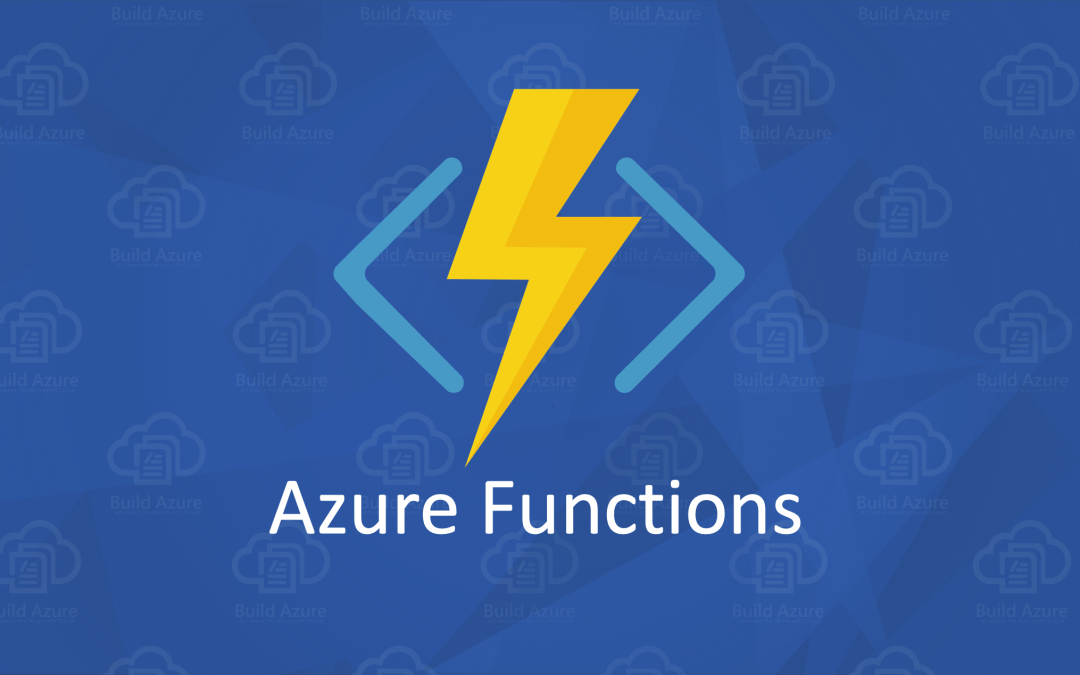 Scaling Azure Functions with Durable Functions