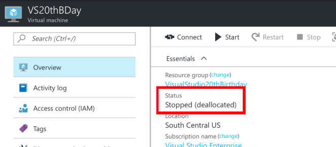 vs17-azureportal-vm-stoppeddeallocated