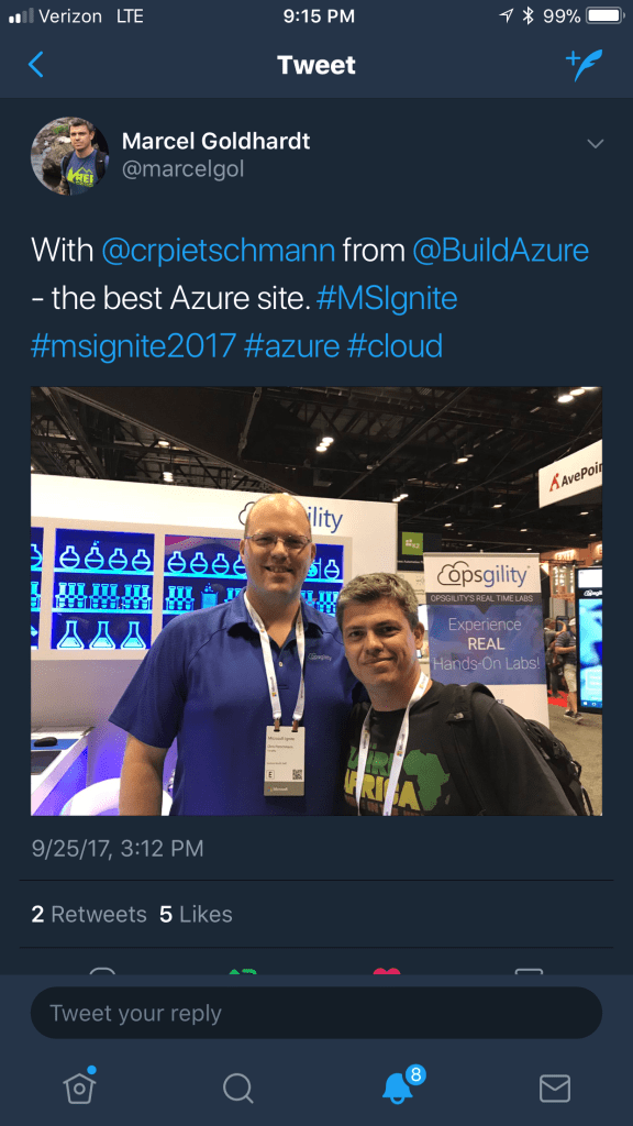 Azure Weekly: Oct 2, 2017 - Ignite 2017 Wrapup / Summary Edition 2