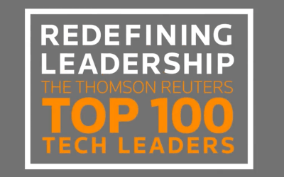 Microsoft Redefines Leadership in Top 100 Global Technology Leader list by Thomson Reuters
