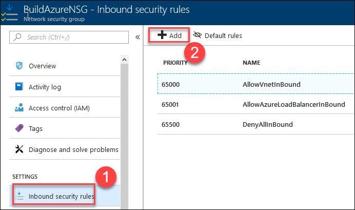 Securing Azure Virtual Machines using Network Security Groups (NSGs) 3