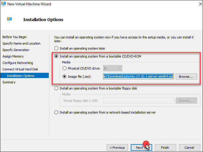 Nested VMs in Azure with one click?  You must be crazy… 18
