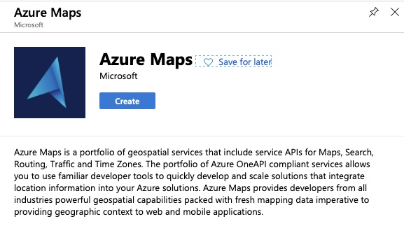 Introduction to Azure Maps - Geospatial and Location APIs 7