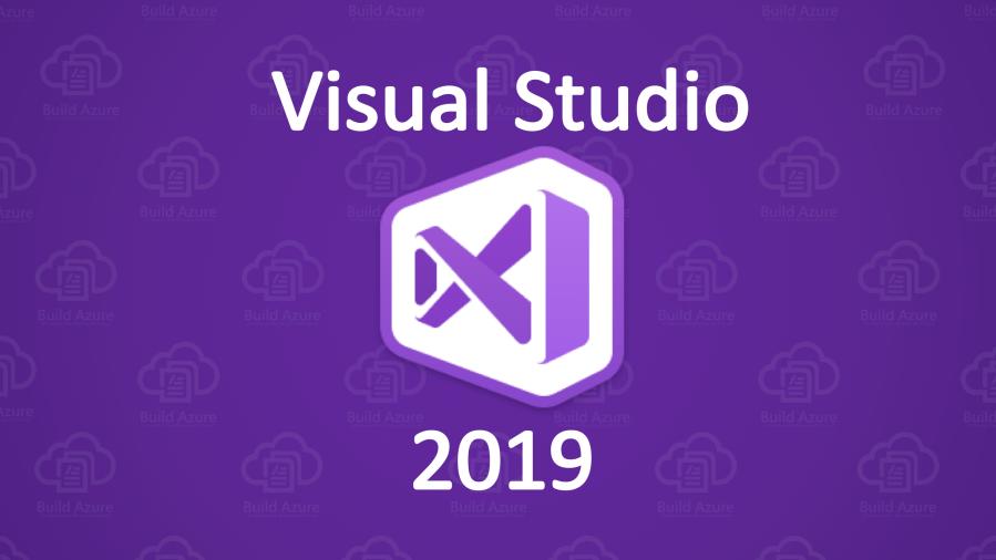 Setup Visual Studio 2019 Development VM in Microsoft Azure Cloud