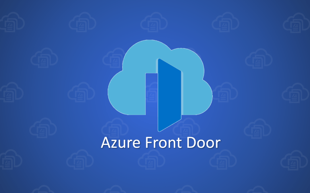 "Fix Azure Front Door Error with Azure Web App ""Always on"" Configuration"