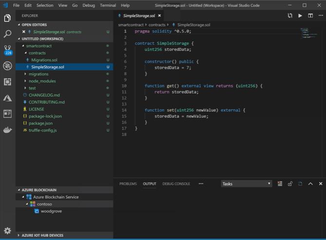 Azure Blockchain Development Kit for Ethereum Released 2