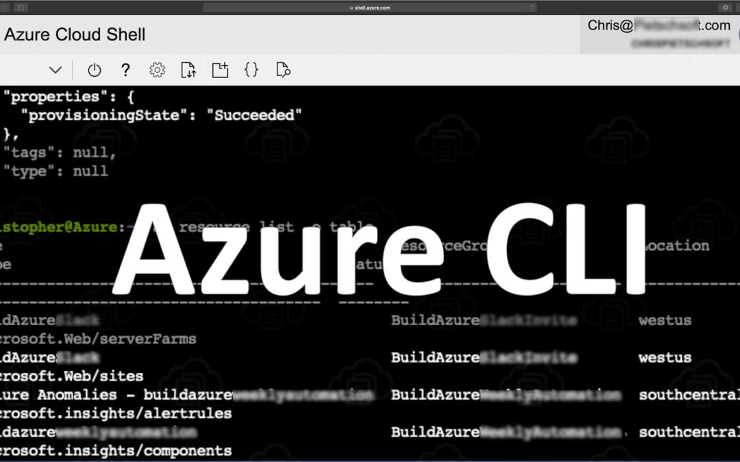 Azure CLI 2.0: Reset / Change Azure VM Password