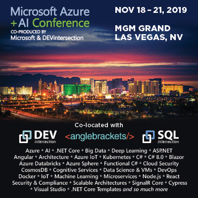 Azure Weekly: October 7, 2019 2