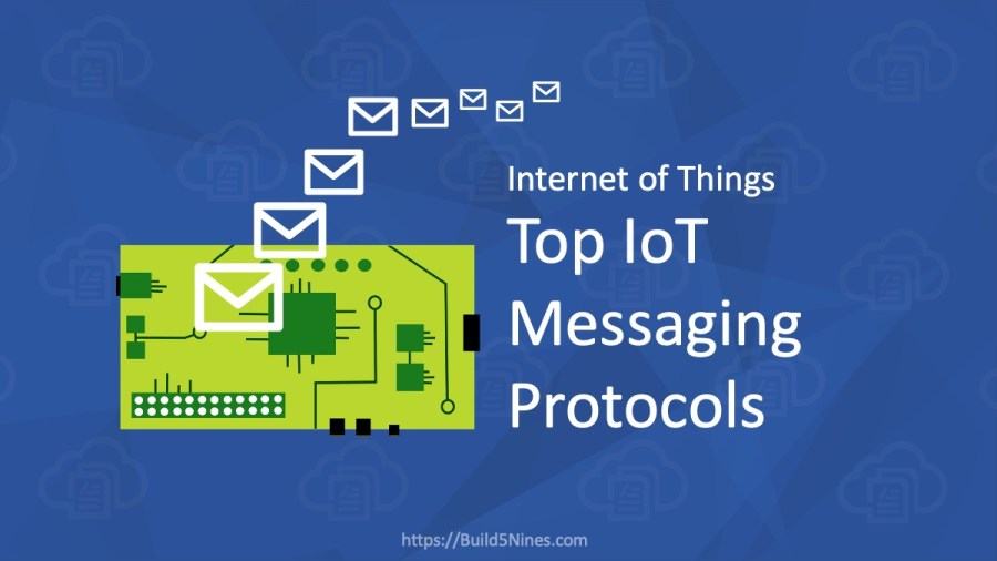 Top 5 IoT Messaging Protocols