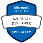 Microsoft Azure IoT Developer (AZ-220) Certification is now LIVE 1