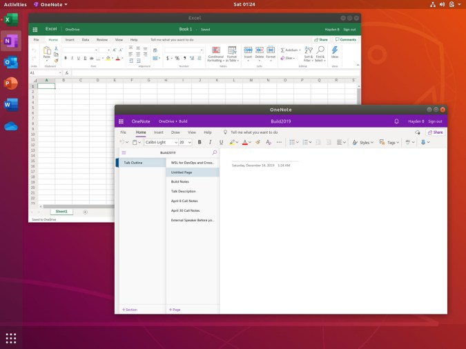 Run Office 365 Apps On Ubuntu With An Open Source Web App Wrapper Build5nines