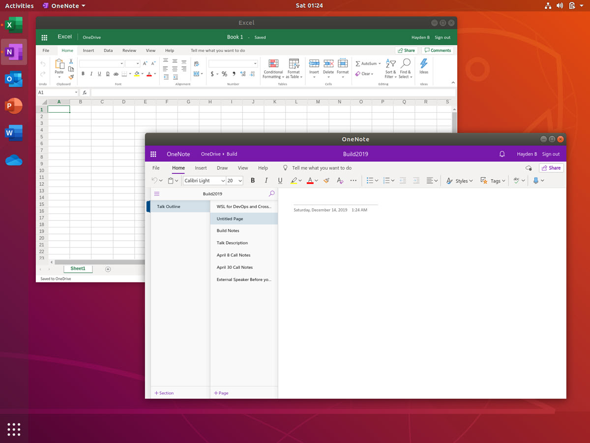 Run Office 365 Apps on Ubuntu with an Open Source Web App Wrapper 1