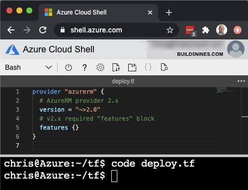Get Started with Terraform on Azure 6