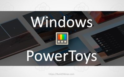 Install the New Windows PowerToys