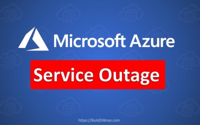 Azure Outages with Azure Front Door and Internal Azure WAN (October 6 – 7, 2020)