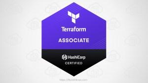 HashiCorp Certified: Terraform Associate DevOps Certification 4