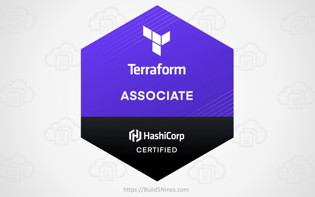 HashiCorp Certified: Terraform Associate DevOps Certification