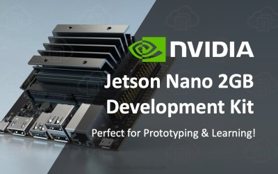 NVIDIA Releases Jetson Nano 2GB Developer Kit