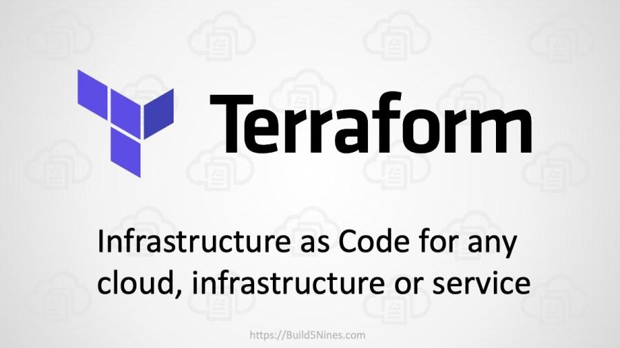 Terraform updates to version 0.13.4