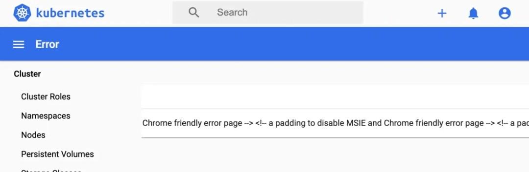 Fix Kubernetes Dashboard Strange 401 Unauthorized, 503 Service Unavailable Errors 1