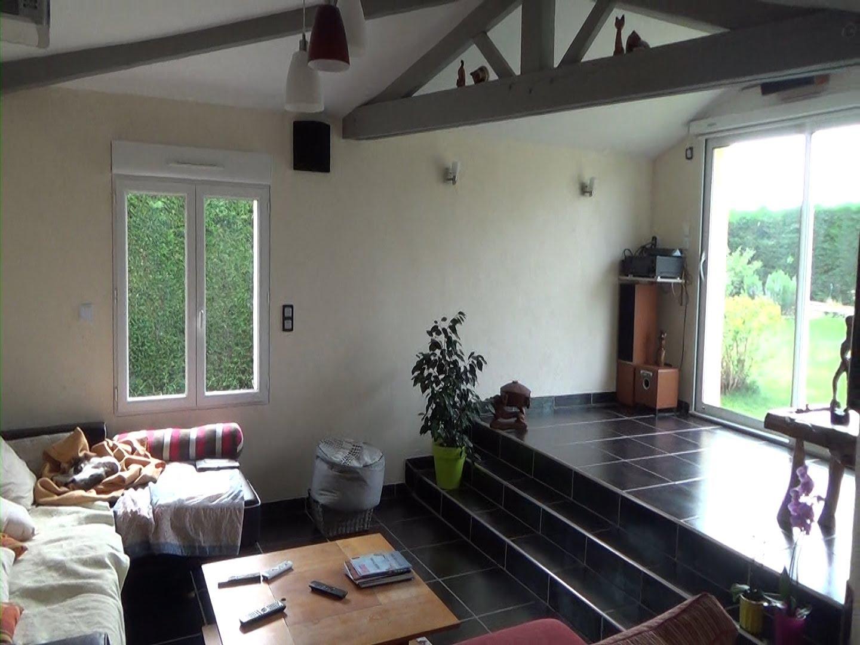 construire une extension de maison comment construire. Black Bedroom Furniture Sets. Home Design Ideas