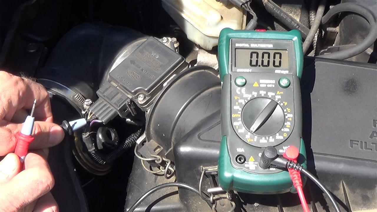 Tester un débimètre - Comment contrôler un débimètre sans ...