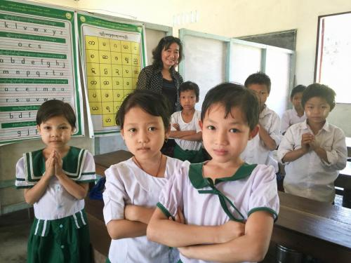 Inn Ta Lu Primary School