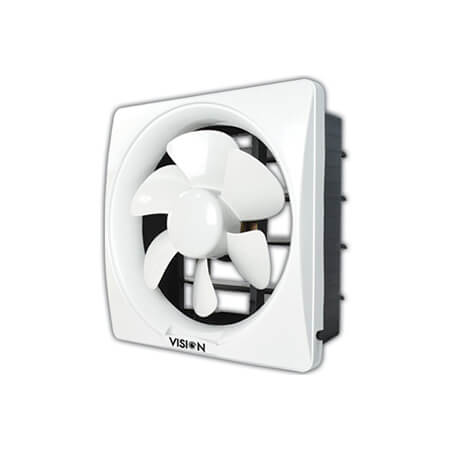 vision exhaust fan 8 white